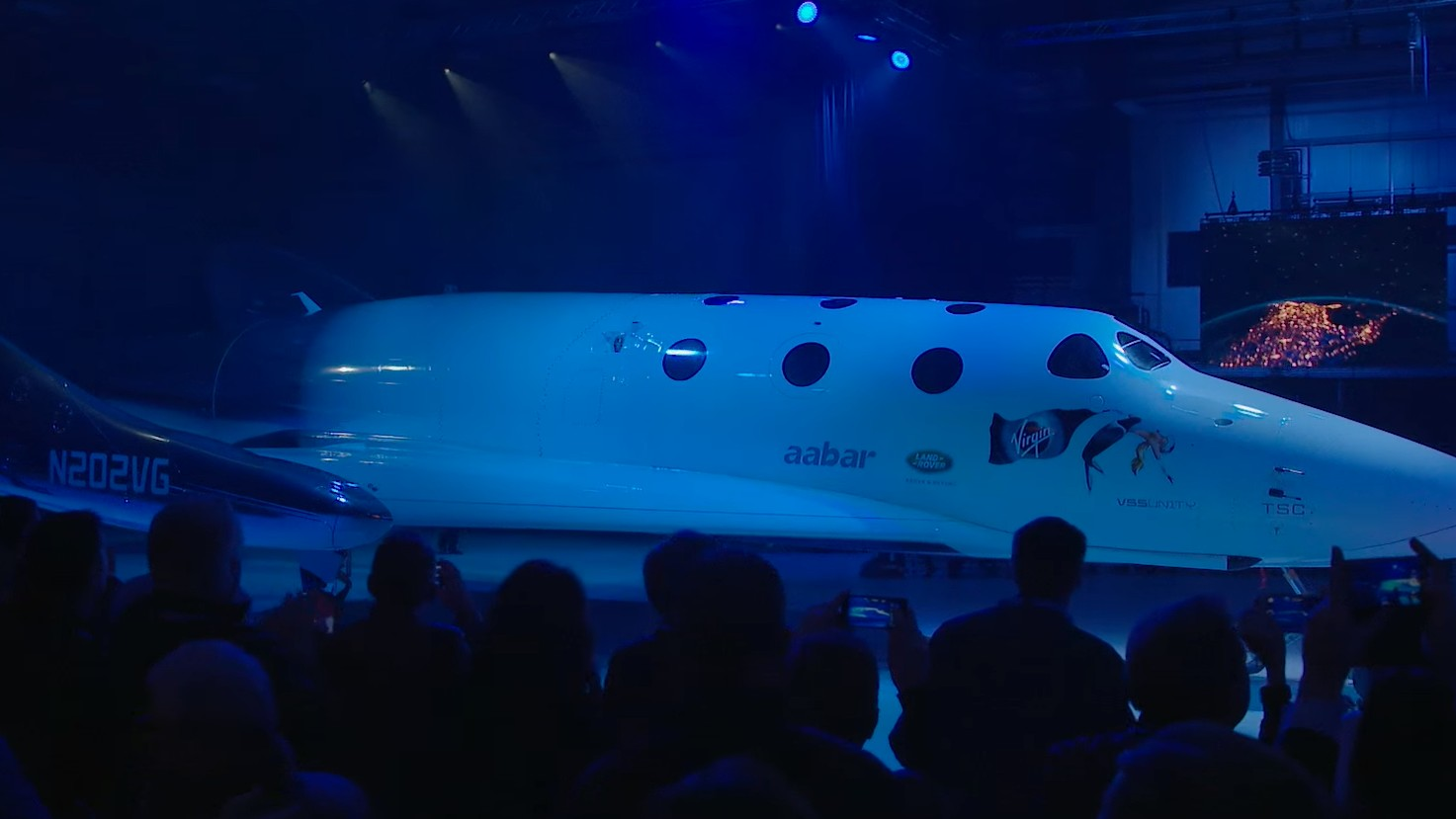Bruised But Bold, Virgin Galactic Shoots for the Stars Once More