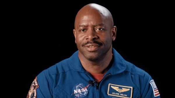 An Astronaut Describes What It's Like to Come Back to Earth from Space