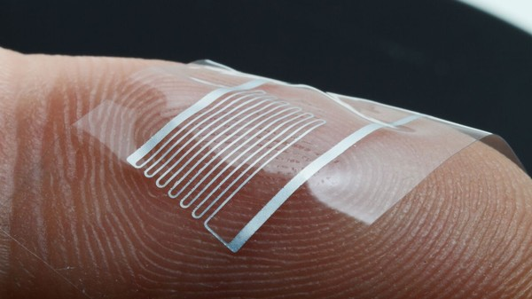 New Circuit Material Can Be Stretched and Twisted Like Chewing Gum