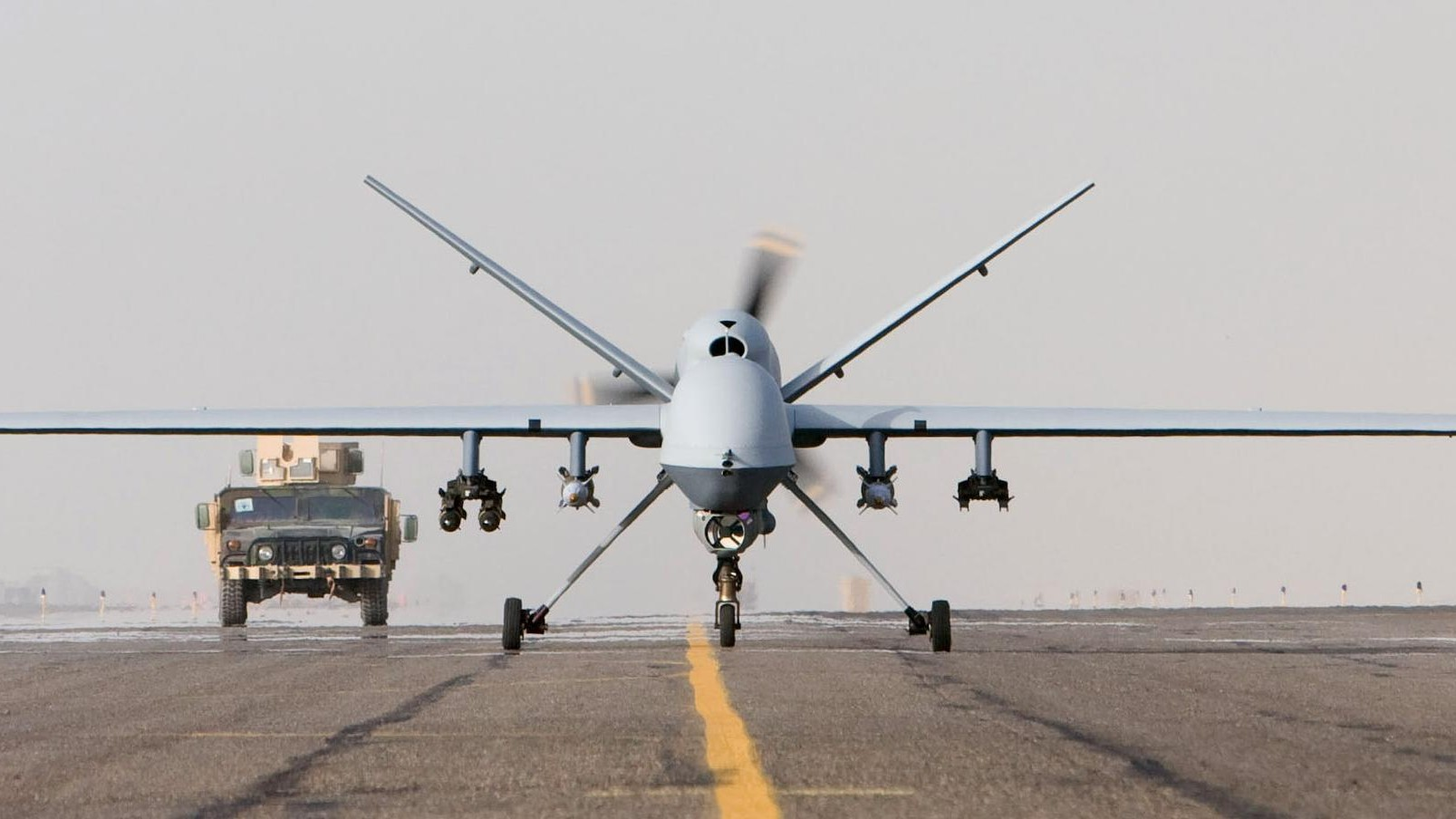 Canada Wants to Deradicalize Terrorists, So Why Is It Trying to Arm Drones?