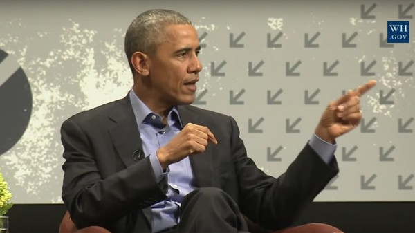 Obama's Call for Encryption 'Compromise' Is Hypocritical