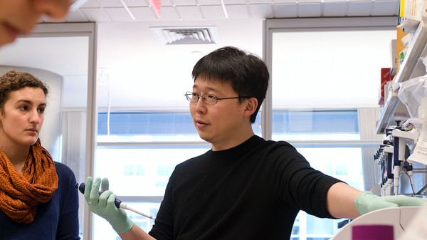 CRISPR Pioneer Feng Zhang Talks About What's Next for Gene Editing