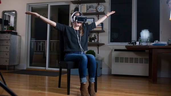 Hanging Out in Virtual Reality Is Now as Easy as Making a Phone Call