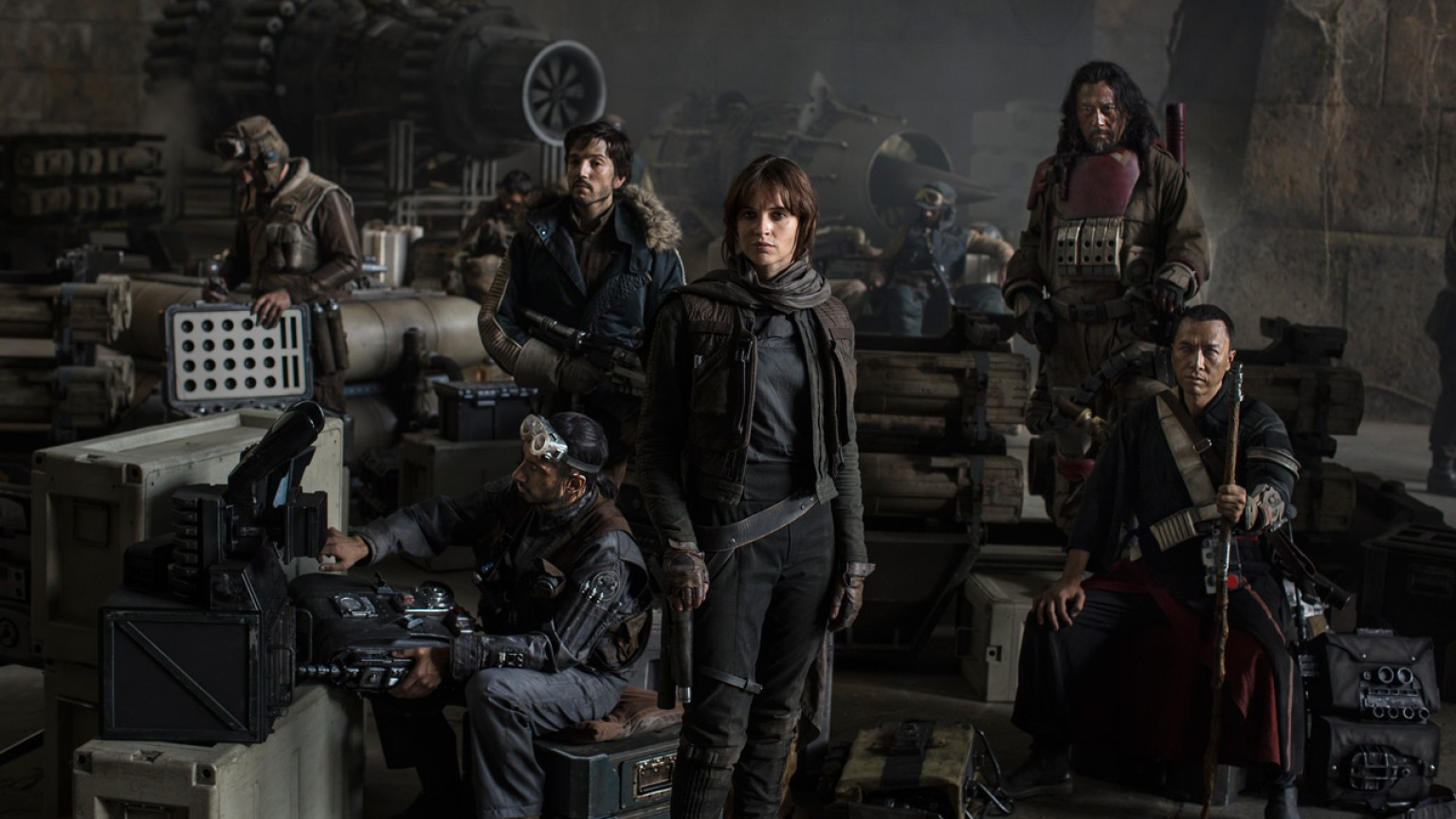 Watch the Trailer for 'Rogue One: A Star Wars Story' Here