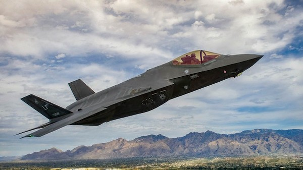 The F-35's Software Is So Buggy It Might Ground the Whole Fleet