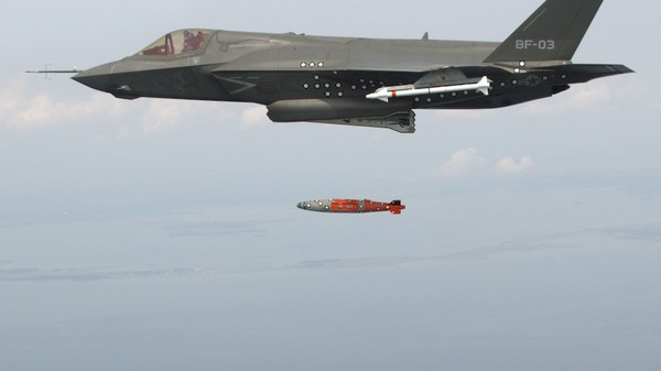 Test Pilot: F-35 vs. A-10 Air Match Is Not 'Apples to Apples'