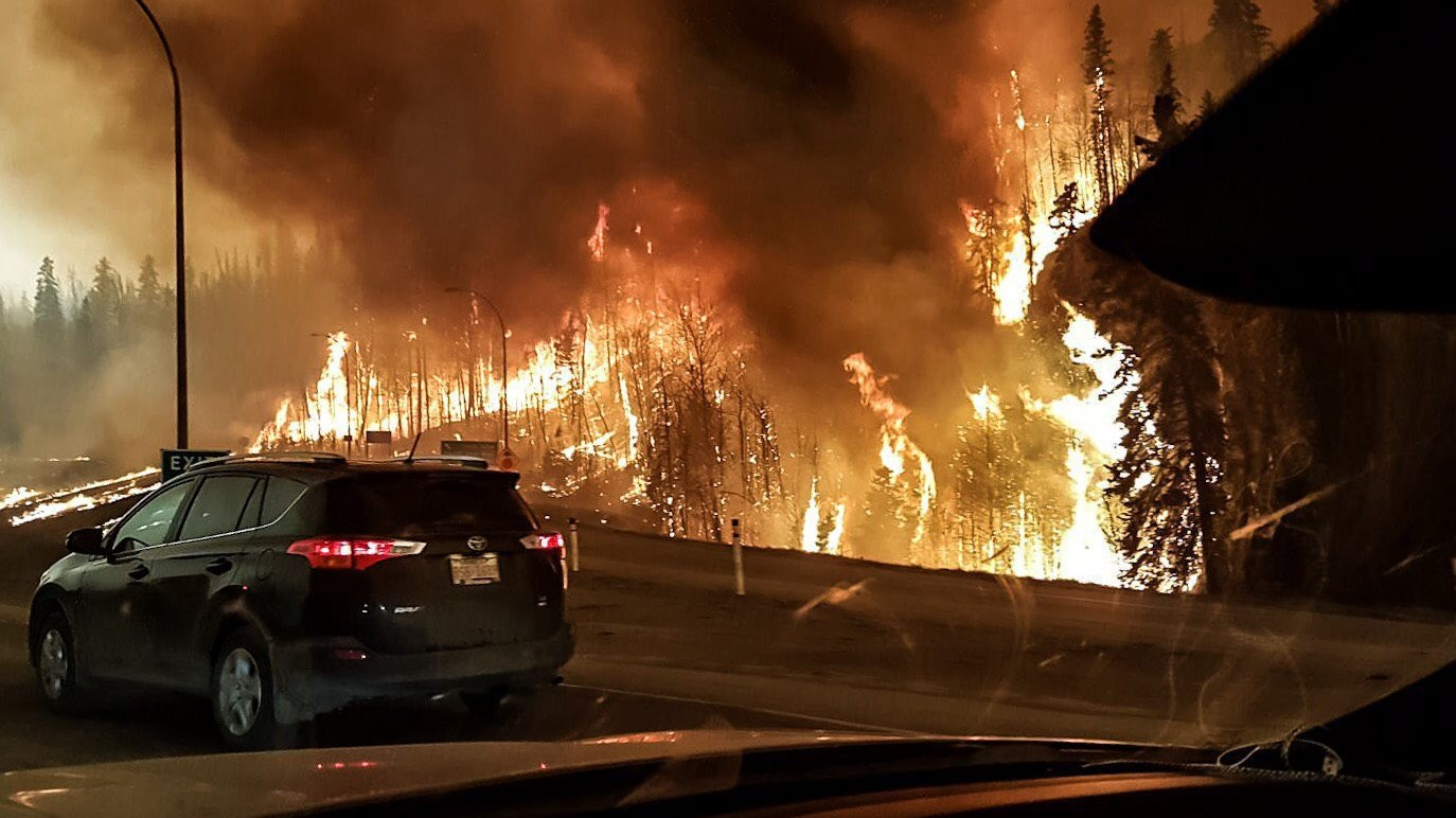 Wildfire Researchers Tell Us Why Our Future Is Flames