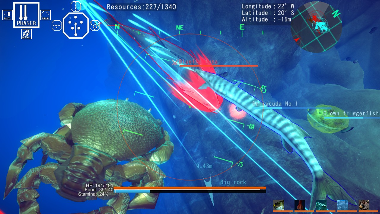 'Ace of Seafood' Is the Laser Lobster War Game We Didn't Know We Wanted