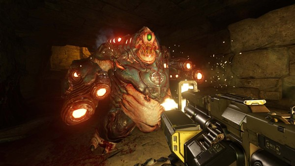 Watch an Original 'Doom' Level Remade in the New 'Doom'