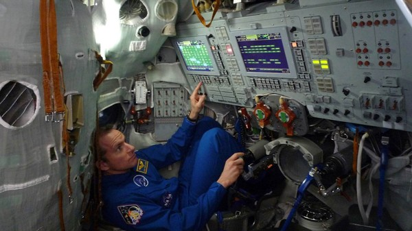 Somehow, Canada's Newest Spacebound Astronaut Seems Overqualified