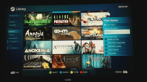 Watch a Linux Steam Game Run on a PS4