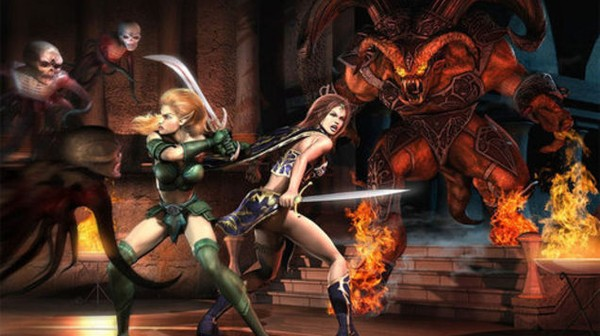 Men Aren't Better Than Women in MMOs, New Study Finds