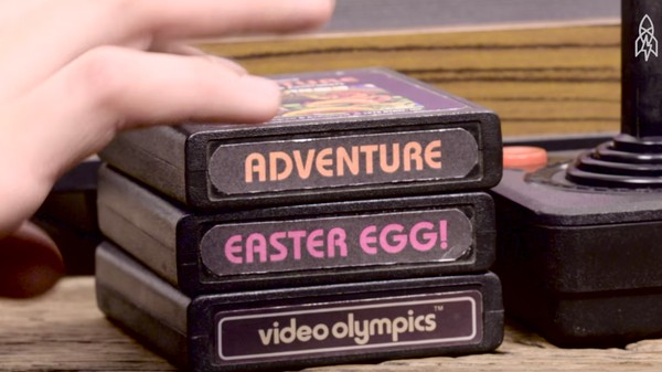 How Video Game Easter Eggs Were Invented