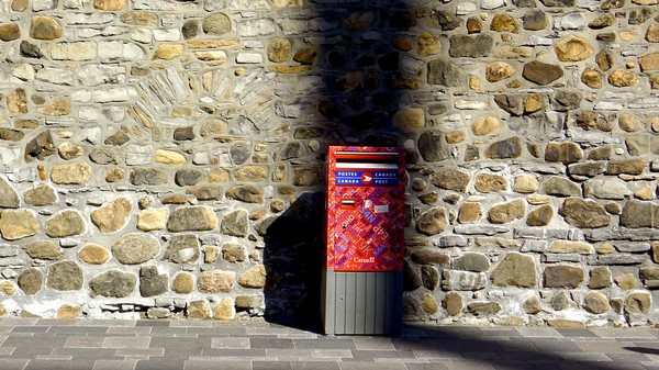 Canada Post Might Own the Copyright to Your Postal Code