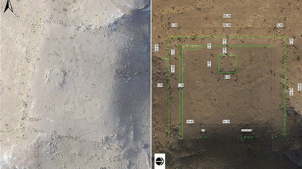 Archaeologists Find Mysterious Monument in Petra Using Satellite Imagery
