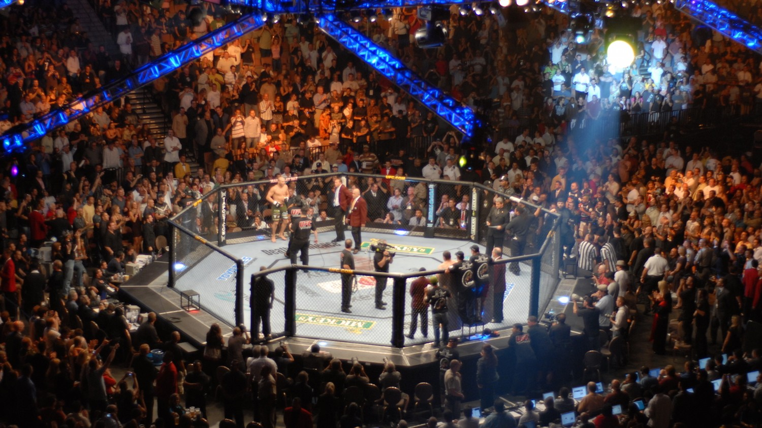 Why Would Tencent Want to Buy UFC?