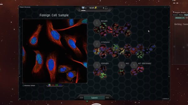 Players of 'EVE Online' Are Improving Our Knowledge of Proteins in Human Cells