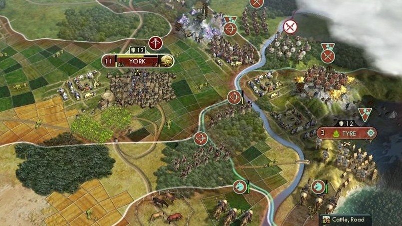 'Civilization V' Is Set to Conquer American High School Classrooms Next Year