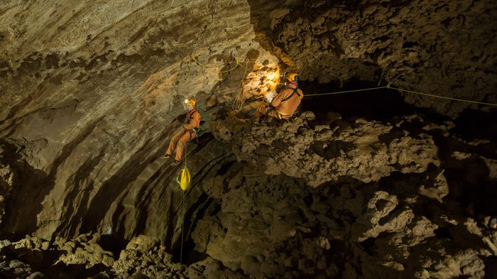 Caves on Other Planets Could Be Havens for Human Explorers