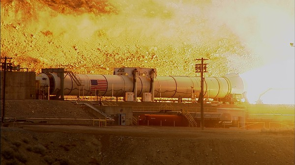 Watch as NASA Tests the Rocket Motor that Could Take Us to Mars