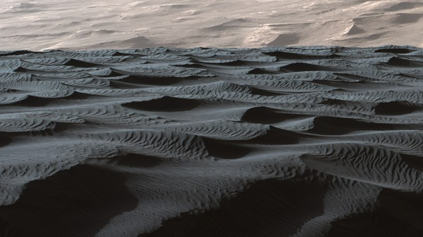 A New Type of Dune Has Been Found on Mars