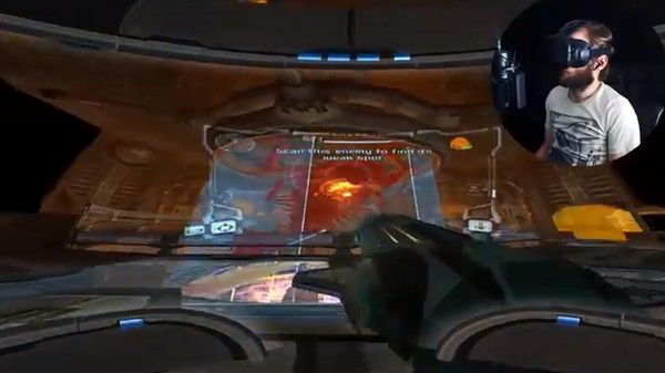 Don't Tell Nintendo, But You Can Play 'Metroid Prime' in Virtual Reality