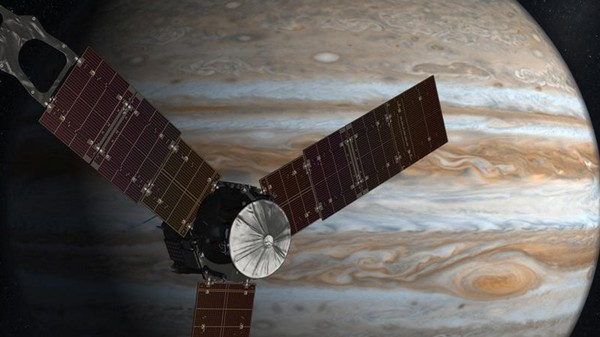 The Nine Space Gadgets NASA's Juno Orbiter Is Using to Study Jupiter