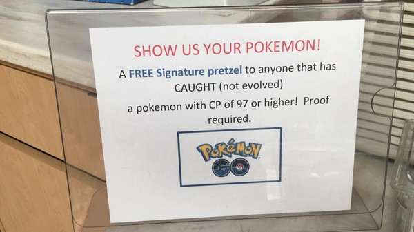 The 'Pokémon Go' Endgame: Getting You to Walk Into Chipotle
