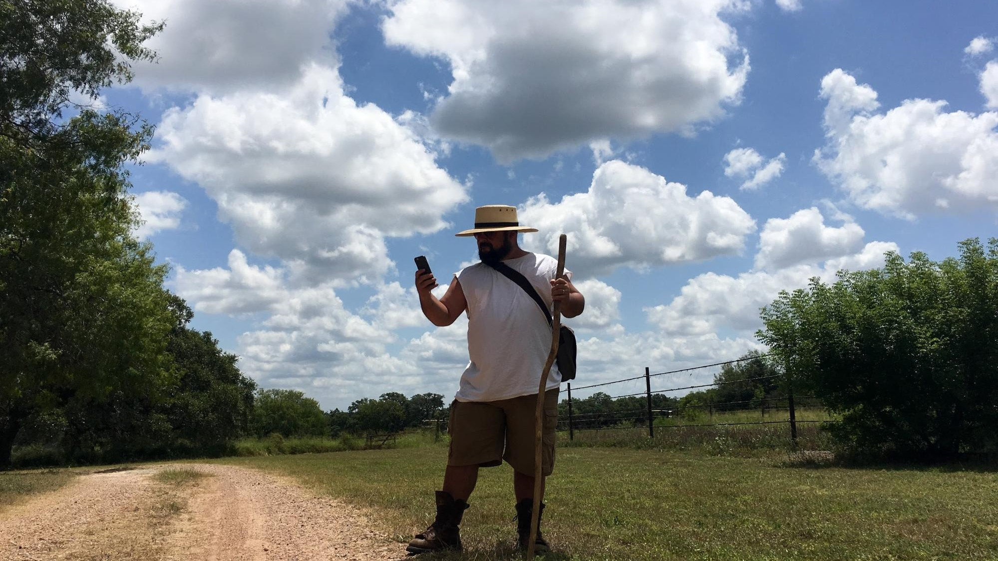 'Pokémon Go' in Rural Texas Is a Different Kind of Fun