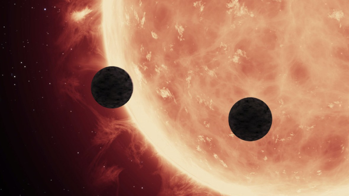 Scientists Studied the Atmospheres of Earth-size Exoplanets For the First Time