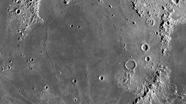 Four Billion Years Ago, the Moon May Have Taken a Punch from a Protoplanet