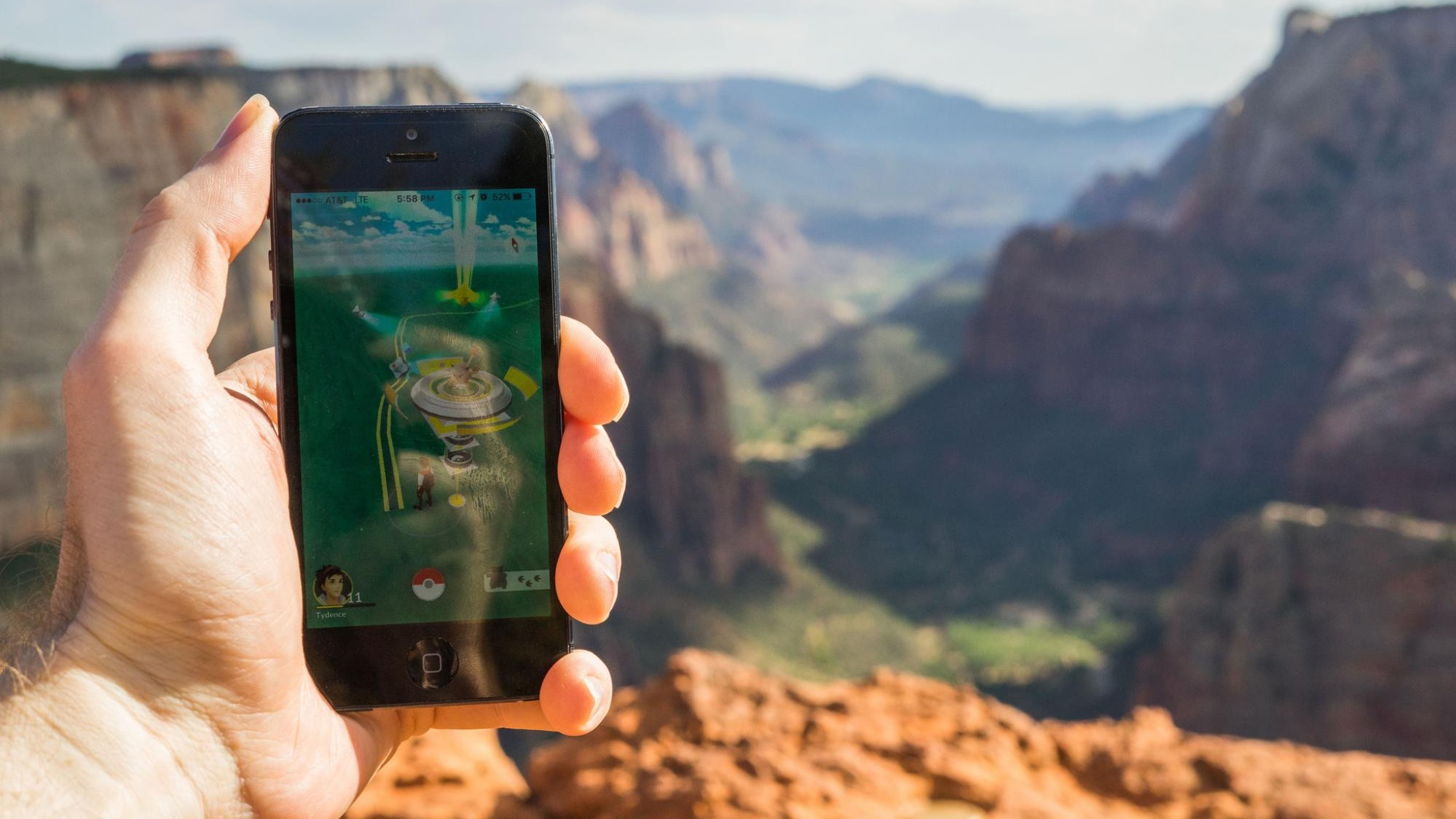 Have We Reached Peak 'Pokémon Go'?