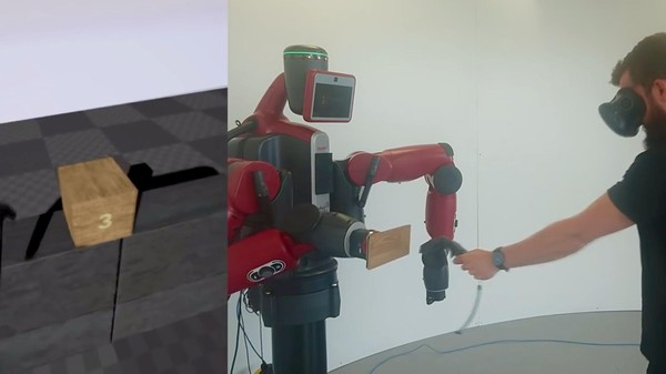 Watch How a $25,000 Robot Makes Virtual Reality Way Better