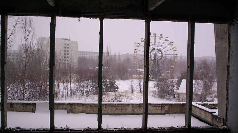 Chernobyl Has Turned into an Unlikely Poster Child for Environmentalism
