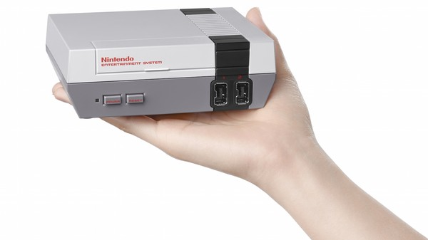 What Do Retro Gamers Think of the NES Classic?