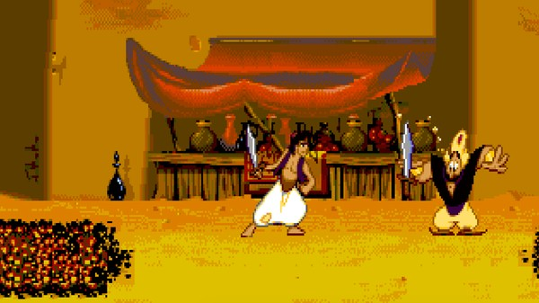 GOG Releases Classic 16-Bit Disney Games, Digging Up Bitter 'Aladdin' Feud