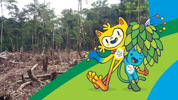 The Olympic Mascots Represent All the Animals Brazil Has Displaced