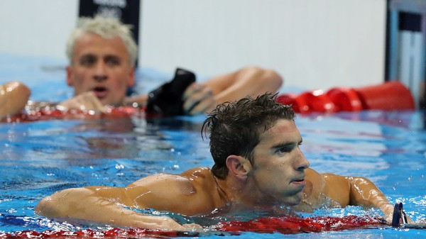 The Scientific Explanation for Why Michael Phelps Can Still Win Gold Medals