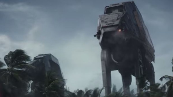 Here's the New 'Rogue One: A Star Wars Story' Trailer (It Looks Pretty Rad TBQH)