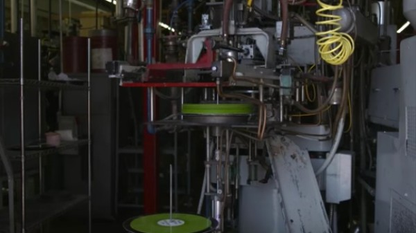 Watching Vinyl Records Get Made Is Like Meditation