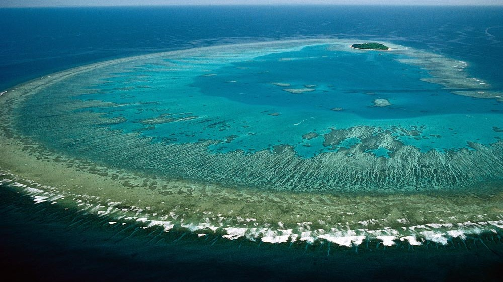 There's a Huge Geological Structure Hiding Behind the Great Barrier Reef