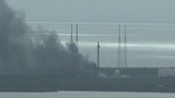 SpaceX Loses Rocket, $200 Million Satellite in Test Fire Explosion