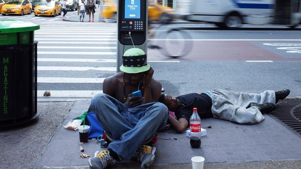 Is New York City's Public Wi-Fi Actually Connecting the Poor?