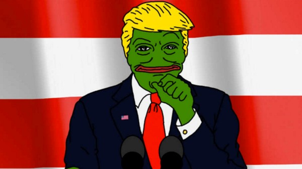 Hillary Clinton Is Right: Pepe Is a White Supremacist