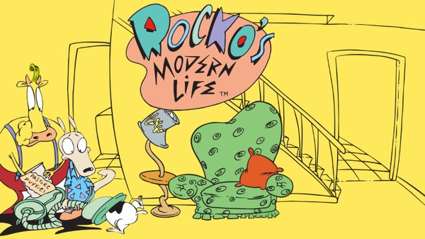 Rocko's Modern Life Predicted Our Lame Future