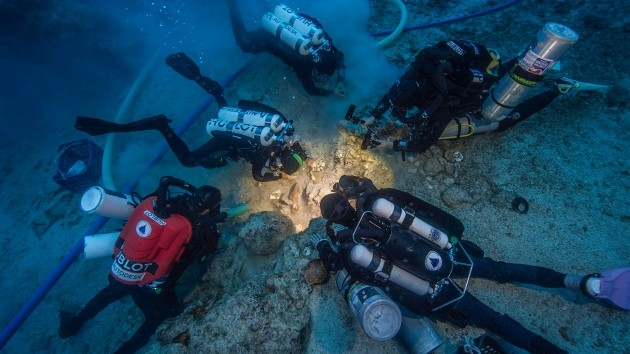 A Human Body Has Been Found in this Famous 2,100-Year-Old Shipwreck
