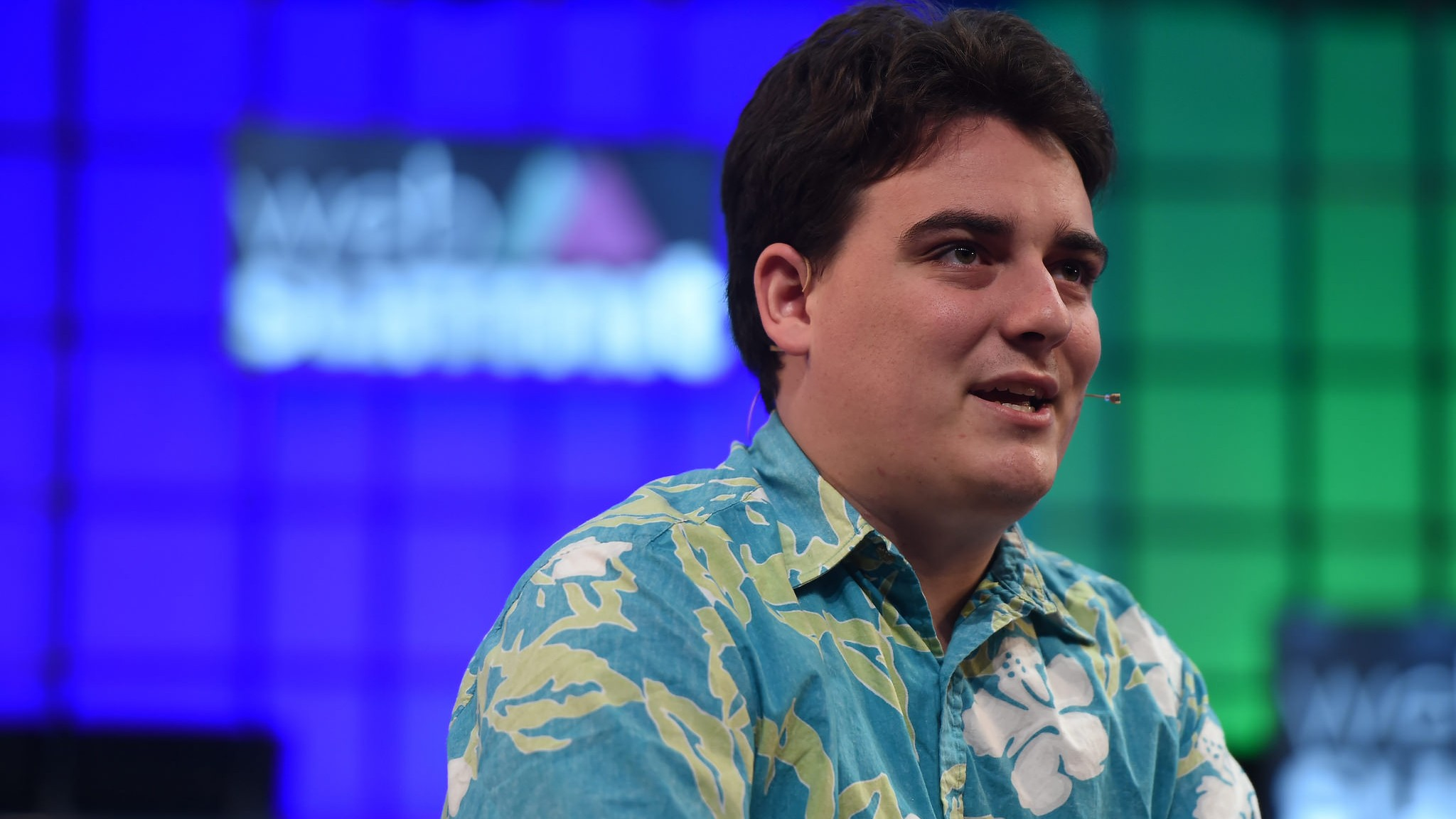 Palmer Luckey Is Lying to Somebody