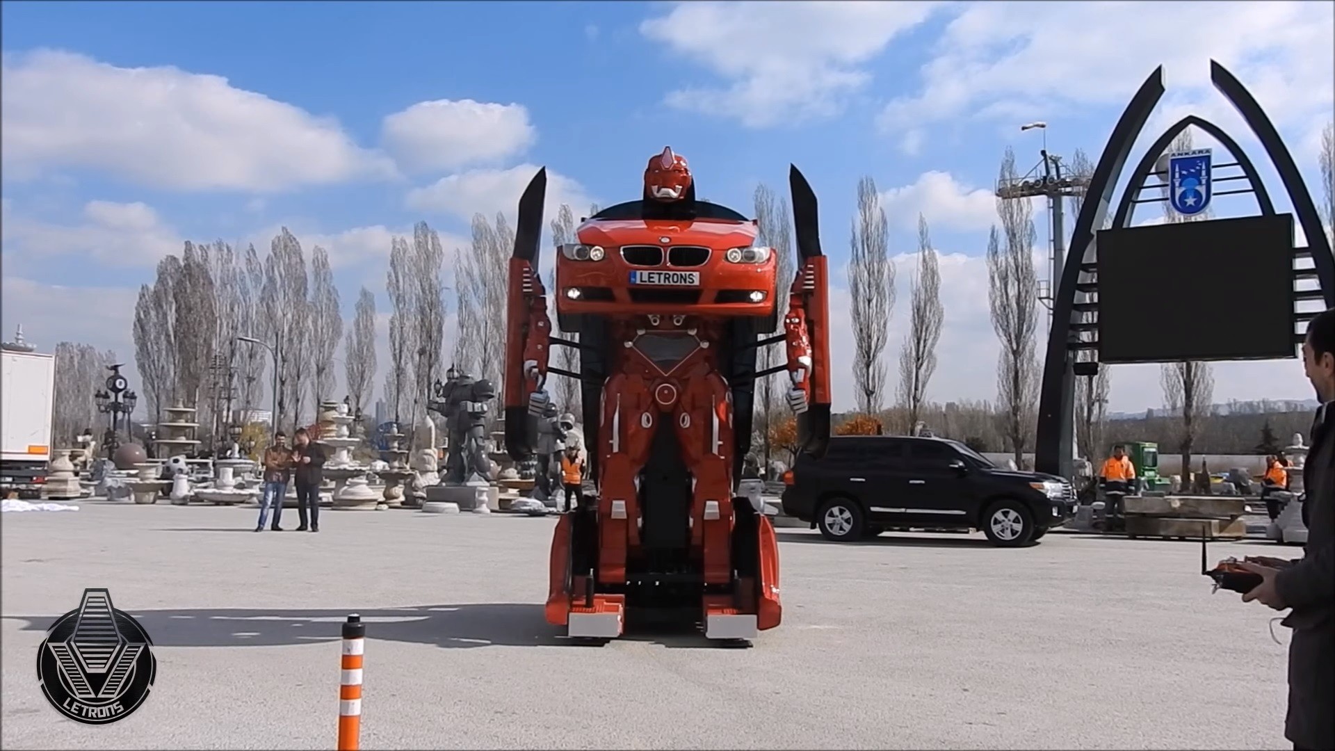 A Turkish Company Is Building Real-World Transformers