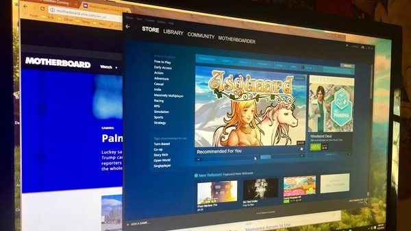 Valve Outlines Changes to Address Increasingly Unwieldy Steam Store