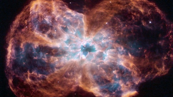This Hubble Image Is a Premonition of the Sun's Violent Death
